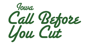 Iowa Call Before You Cut