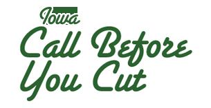Iowa Call Before You Cut