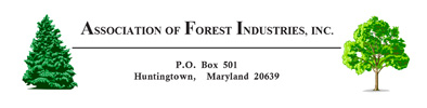 Association of Forest Industries Inc. Logo