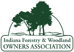 Indiana Forestry & Woodland Owner's Association Logo